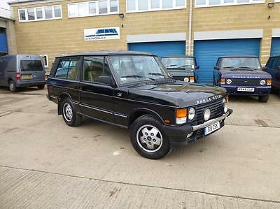 1992 LHD Land Rover Range Rover CSK No.015 - THE LHD ONE!