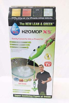 Thane H2O Mop X5 Steam Mop 5 in 1 Cleaning Machine New #10425