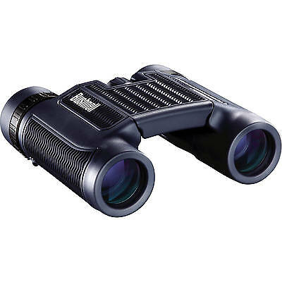 Bushnell 132105 12x25 H2O Multi-Coated Compact Waterproof Roof Prism Binoculars