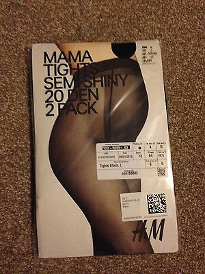 Maternity over the bump tights