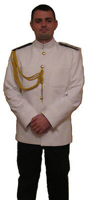 Russian Imperial Army Navy Parade uniform admiral 1909 type, WW1, Replica