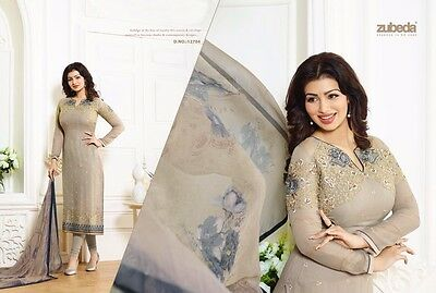 "Ready Made Indian Pakistani Shalwar Kameez Stitched Size 40"" Salwar Suit UK"
