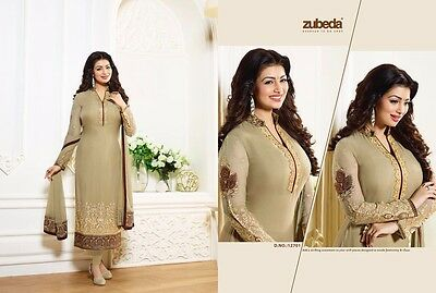 "Salwar Suit Ready Made Indian Pakistani Shalwar Kameez Stitched Size 44"" UK"