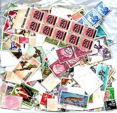 Stamps In Bulk From The World 07.