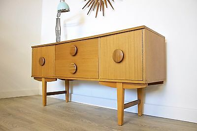 DELIVERY£50 Mid Century Retro Danish Style Teak Sideboard Dressing Table Drawers