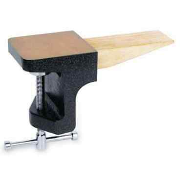 Jewellers Clamp On Bench Peg & Block - Tb179