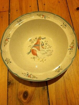 International China MARMALADE Geese Serving Bowl Vegetable Bowl