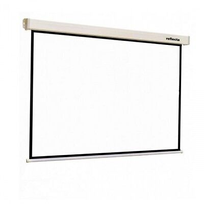 Reflecta 180x180cm Wall Mounted Projector Screen, London