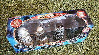 7th Dr Who Remembrance of the Daleks collectors set #VERY RARE# Christmas gift