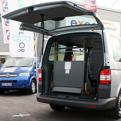 Portaramp cleaview wheelchair ramp disabled mobility vehicle loading ricon