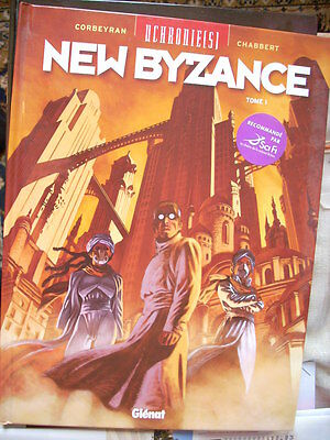 NEW BYZANCE Tome 1