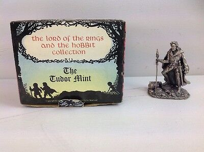 The Lord of the Rings The Tudor Mint Aragorn (Strider)