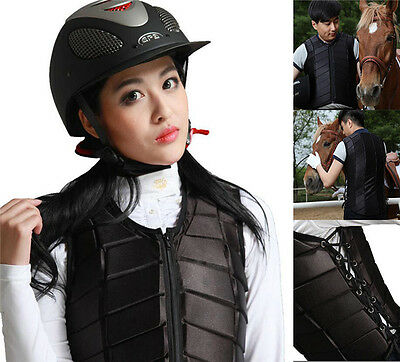 Outdoor Horse Riding Equestrian Body Protector Safety Vest Protection Protective