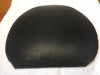 Used table tennis rubber Andro BACKSIDE 2.0 D  used only 2 months