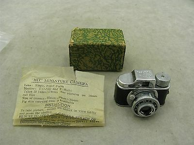 Togodo Optical Company Hit Camera In the Box with Instruction Sheet
