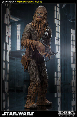 Star Wars Chewbacca Premium Format Figure by Sideshow Collectibles