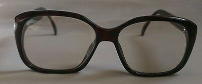 Authentic Vintage DUNHILL 6013 Eyeglasses Made in Austria Excellent