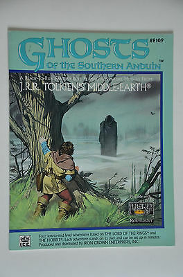 Ghosts of the southern Anduin - MERS MERP Sammlung Auflösung - ICE #8109