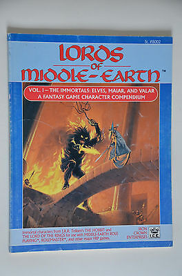 Lords of Middle-Earth vol. I - MERS MERP Sammlung Auflösung - ICE #8002