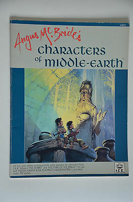 Characters of Middle-Earth - MERS MERP Sammlung Auflösung - Iron Crown ICE #8007