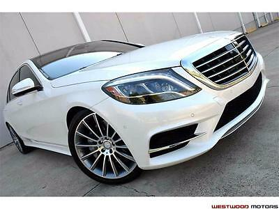 2015 Mercedes-Benz S-Class S550 AMG Sport HEAVY LOADED CAR $19,415 in Options 2015 Mercedes-Benz S550 AMG Sport HEAVY LOADED CAR $19,415 in Options NR