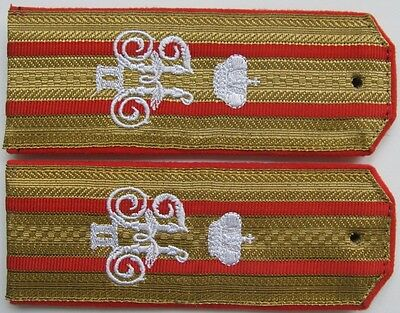 Russian Imperial Army shoulder-straps Colonel type 1914 WW1 Repro