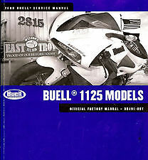 Buell 1125 Models (2009) Electrical Diagnostic Manual Official Factory Manual (9