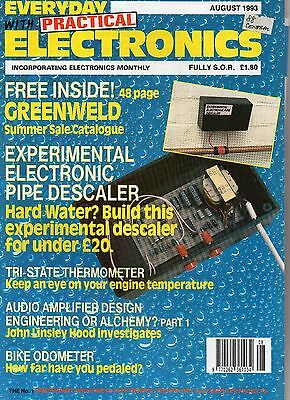 Everyday Practical Electronics August 1993