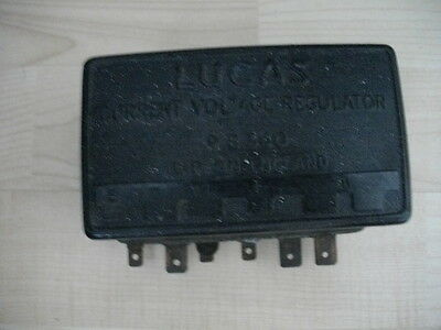 Lucas PB340 Cut out Box for an old car, current voltage regulator.