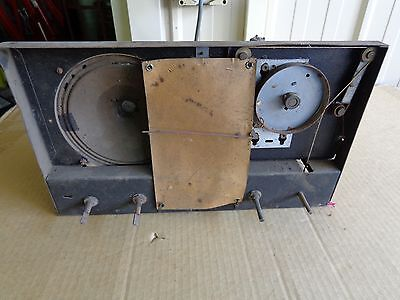 Vintage Peter Pan Monarch Valve Tube Radio Chassis For Restoration Electronics
