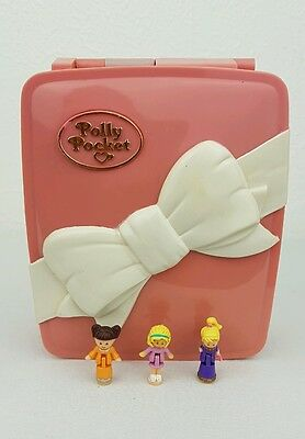 Polly Pocket Star bright Dinner Party 100% Complete  Bluebird 1994 excellent