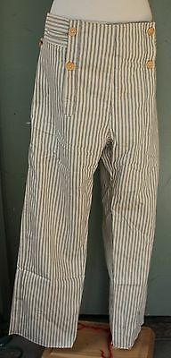 Napoleonic Ticking Trousers