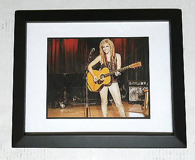 By The Way LINDSAY ELL Signed Autographed FRAMED Photo COA! HOT! Trippin On Us 2