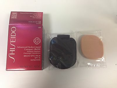 Shiseido Advanced Hydro Liquid Compact Refill (all shades) NIB
