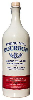 Spring Mill Indiana Straight Bourbon 750ml