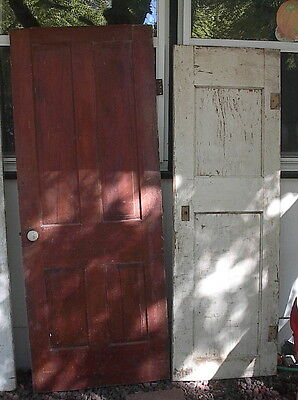 Vintage Wood Panel Doors, Window Sashes & Screens  - Your Choice - Pickup Only