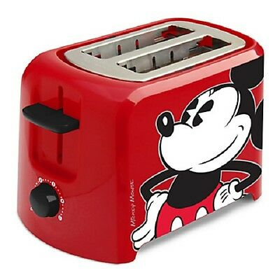 Authentic US Disney Store Mickey Mouse Toaster NIB!!