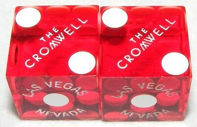 The Cromwell Hotel and Casino - Las Vegas - Playing Dice - Red