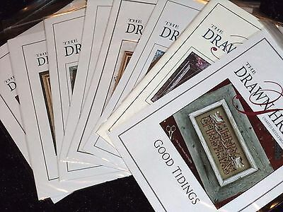 The Drawn Thread YOU CHOOSE! Counted Cross Stitch Patterns HOLIDAYS, FLOWERS