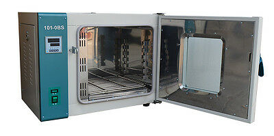 220V 1.5 Cu Ft Rt+10-300°C Digital Forced Air Convection Drying Oven PID Control