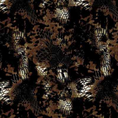 Hydrographic Water Transfer Hydrodipping Film Hydro Dip Hex Camo 2
