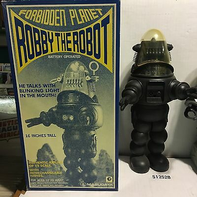Masudaya Robby The Robot & Lost In Space Y-M3 Robot MIB War Of The Robots