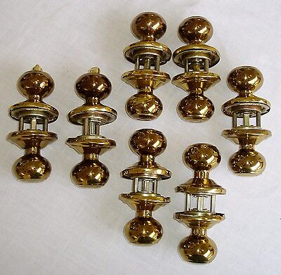 Dexter Brass Door Knobs