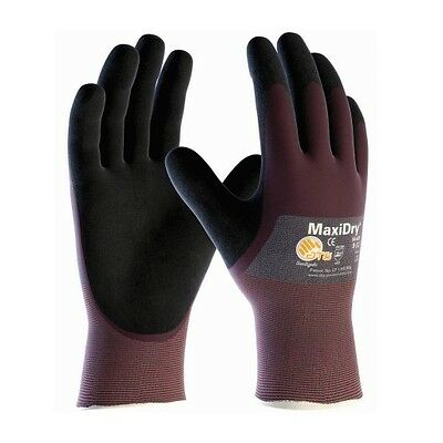ATG Maxidry Seamless Non-slip Waterproof Work Glove 3/4 Dipped | AUTH. DEALER