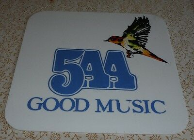 sign from Adelaide radio station 5AA