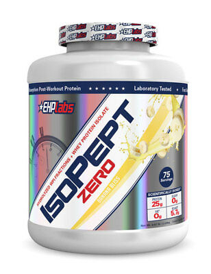 IsoPept Zero by EHP Labs 75 serves