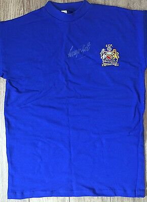 SALE SALE ***George Best Manchester United signed 1968 European Cup Shirt