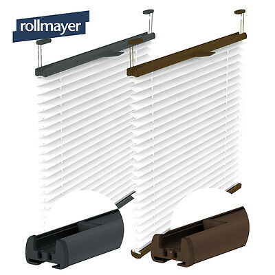 PLEATS Blinds Clip-fit Roller blind Obdcuration ATTACHMENT Curtain WHITE
