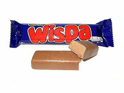 Cadbury WISPA Chocolate Bar - From UK