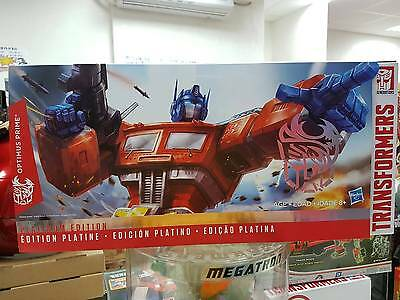 Transformers Platinum Edition Hybrid Optimus Prime Year Of The Rooster Figure
